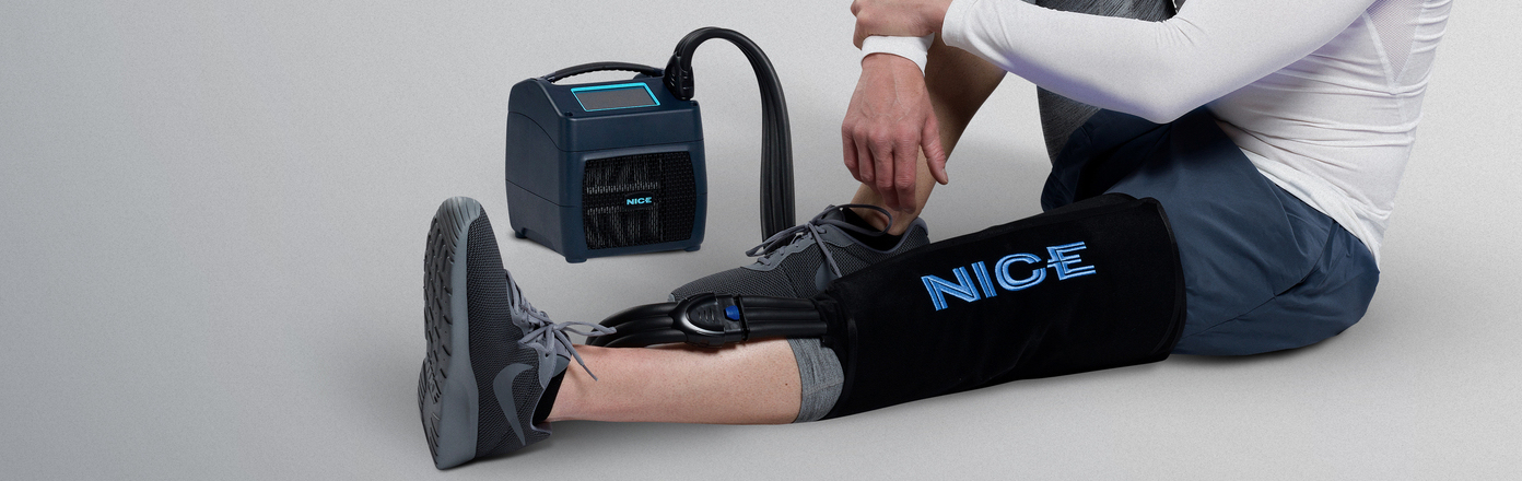 NICE1 Cold + Compression Therapy System